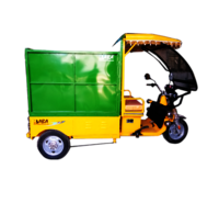 Hydraulic Garbage E-Loader