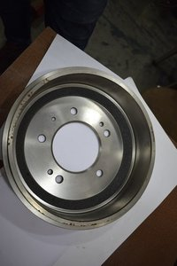 Rear Brake Drum Mahindra Bolero