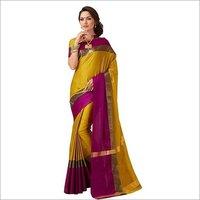 Shriji Cotton Silk Saree