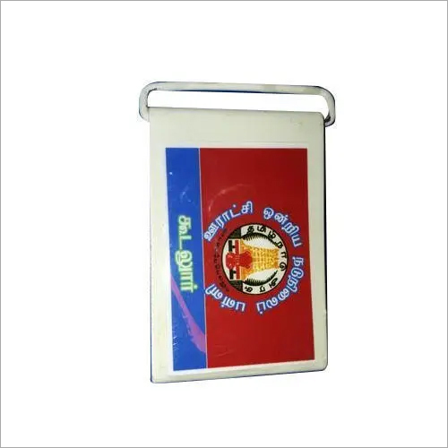 School Belt Metal Buckle