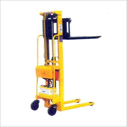 Semi Electric Hydraulic Stacker