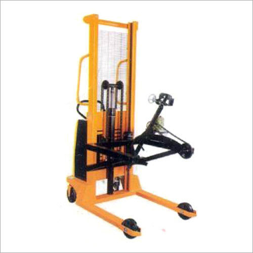 Semi Electric Drum Lifter