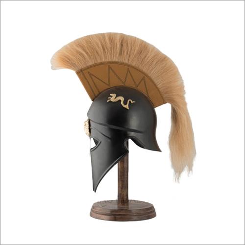 Brass Armour Helmet