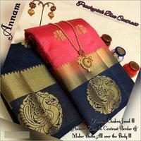 Annam Butta Kanjivaram Silk Saree