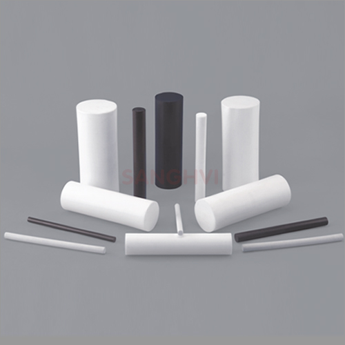Industrial Moulded PTFE  Rods