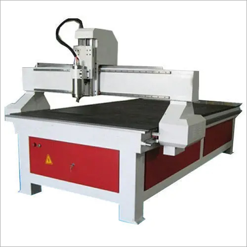 Semi Automatic Single Stepper  Wood Carving Machine