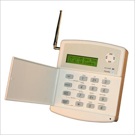 Wireless Burglar Alarm System