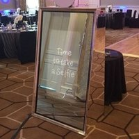 Interactive wedding and party selfie touch screen Photo Booth