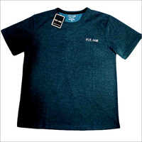 Mens  Round Neck Dri Fit T-Shirt