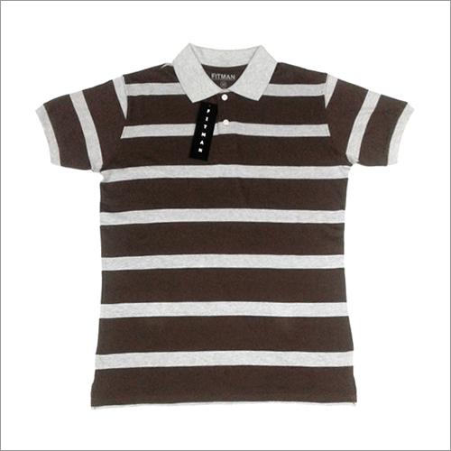 Mens  Collared T-Shirt
