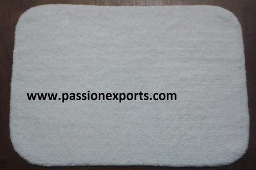White Bath mat for Hotel