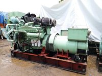 Cummins VTA-28 DM diesel Generator