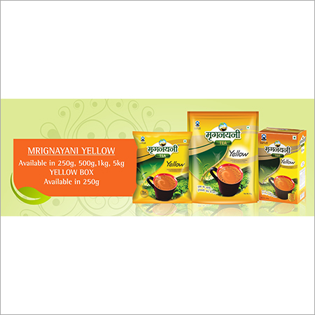 Mrignayani Yellow Tea