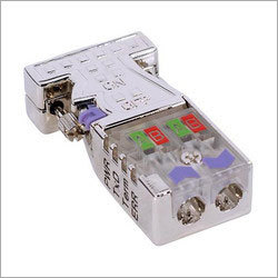 Profibus Connector With Diagnosis LED