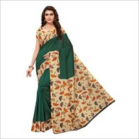 Umbrella Cotton Silk saree