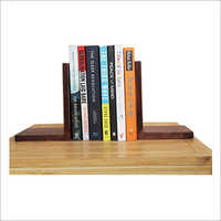 Bamboo Desktop Bookends