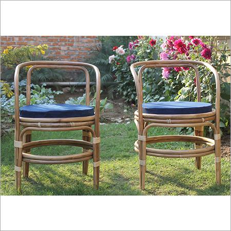 Himalayan Cane Arm Chair