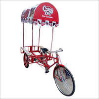 Tricycle Ice Cream Trolley