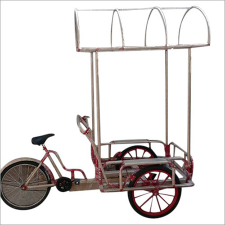 Street Food Vending Trolley