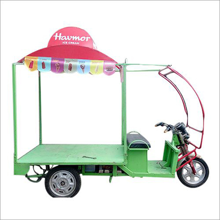 Mobile Ice Cream Trolley