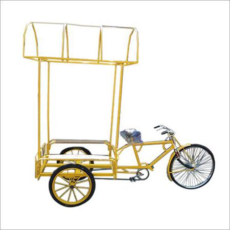 Mobile Food Vending Trolley
