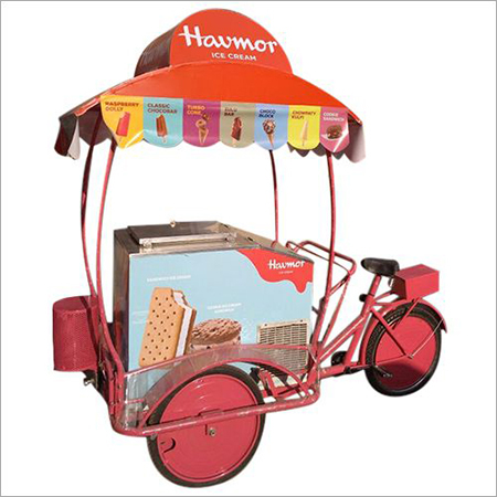 Ice Cream Trolley Bike
