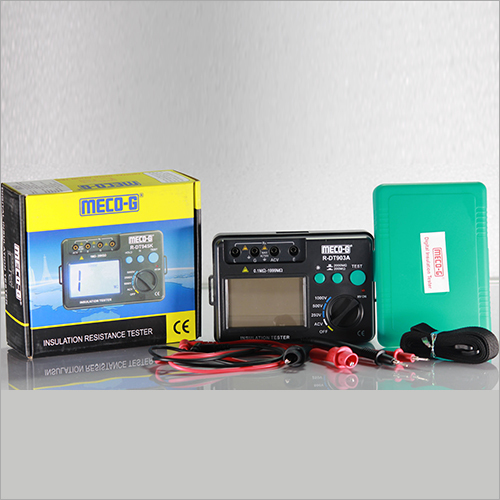 1000V Digital Insulation Tester