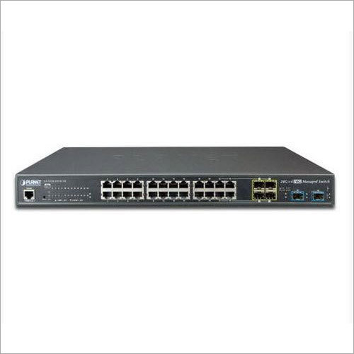 Industrial Managed Gigabit Layer 2 Switch