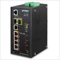 Industrial Managed Ultra POE Switch