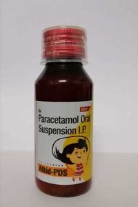Paracetamol Oral Suspension I.P. 250 Mg