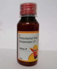 PARACETAMOL ORAL SUSPENSION I.P. 125 MG