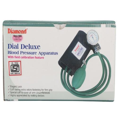 Diamond Dial Deluxe BP Apparatus