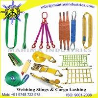 Round  Webbing sling