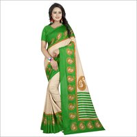 Maaza Silk Cotton saree