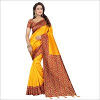 Dildar silk saree