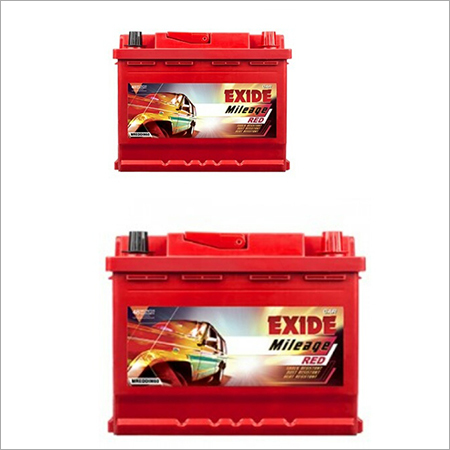 Exide Mileage Red