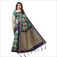Elephanta  silk saree