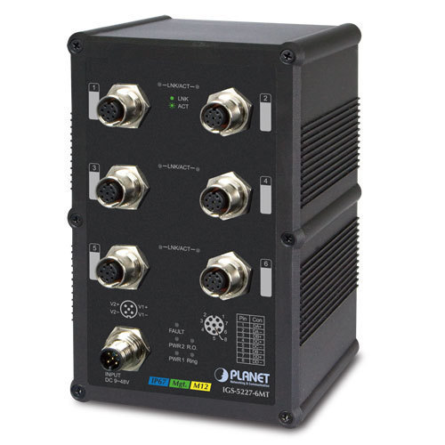 L2 Ring Managed Gigabit Ethernet Switch