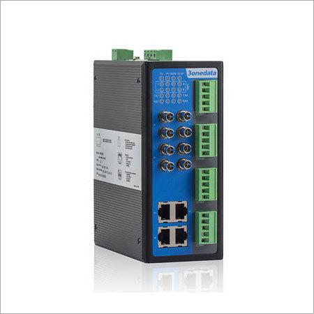 4G-Port Managed Ethernet Switches