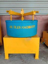 Semi Automatic Paver Block Making Machine