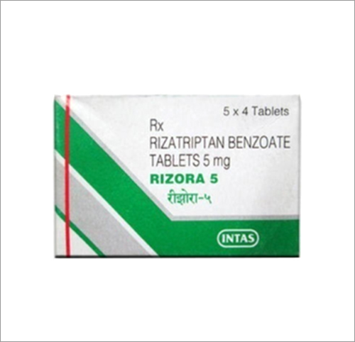 5 mg Rizatriptan Benzoate Tablets