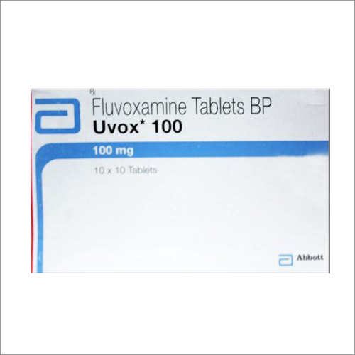 Fluvoxamine Tablets BP