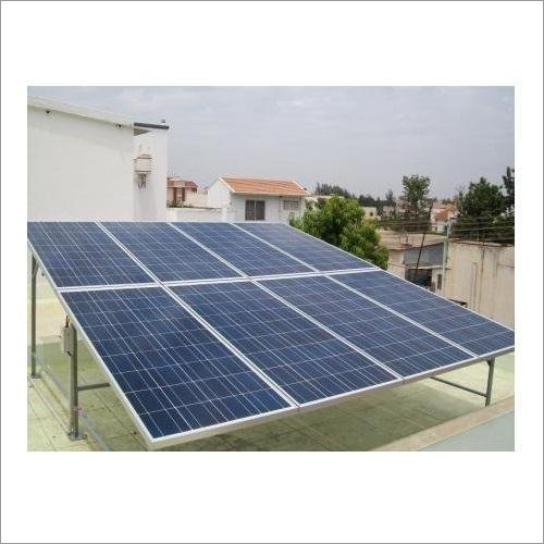 Rooftop Solar Power Generating System