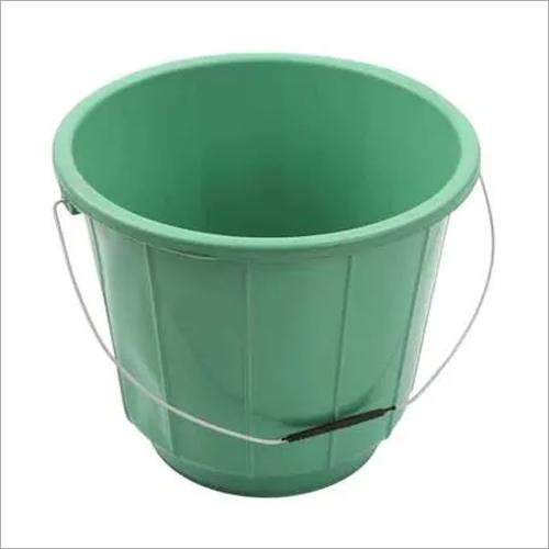 10 Ltr Steel Handle Plastic Bucket