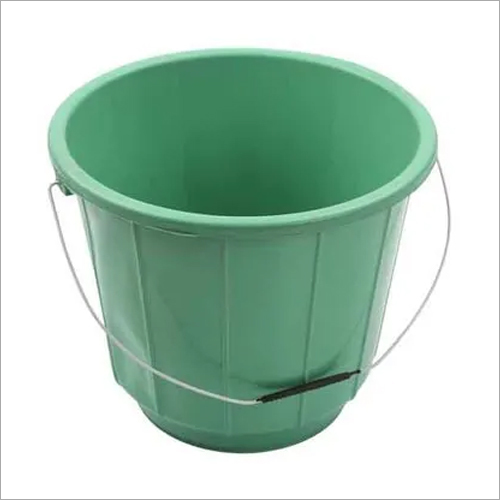 10 Ltr Steel Handle Plastic Bucket
