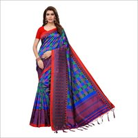 Sadhana Cotton Silk Saree