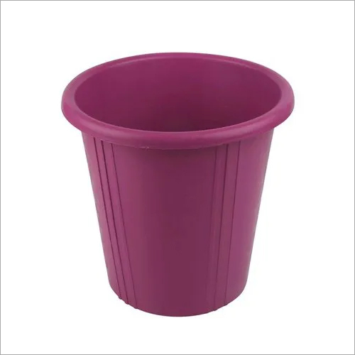 Plain Plastic Dustbin
