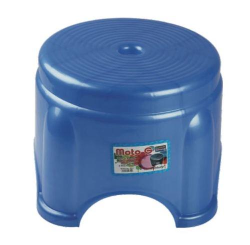 Blue Plastic Patra