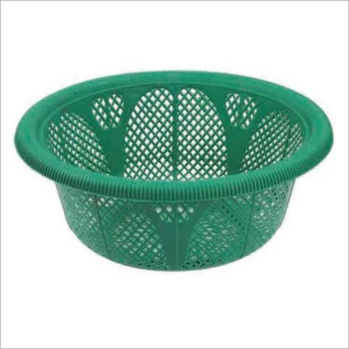 Round Plastic Basket