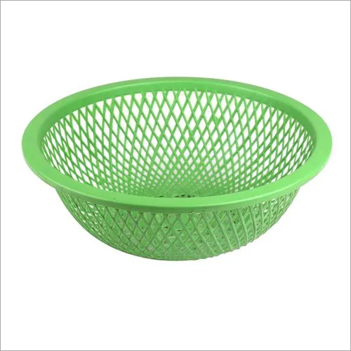 Kitchen Round Plastic Basket